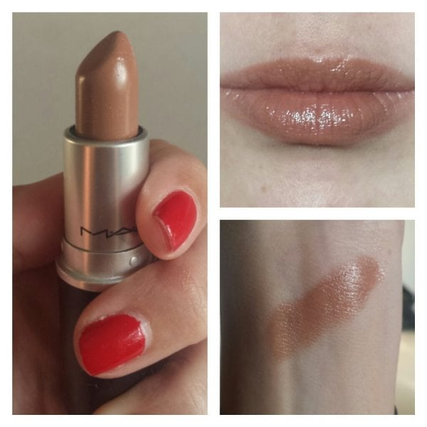 mac lustre lipstick � fresh brew � the vault