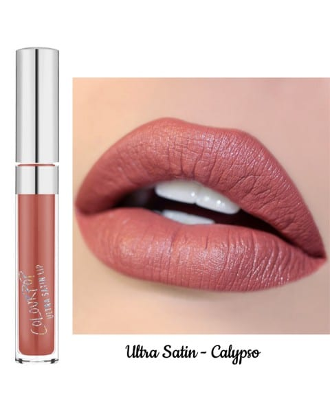 Colourpop Ultra Satin Liquid Lipstick Calypso Vault