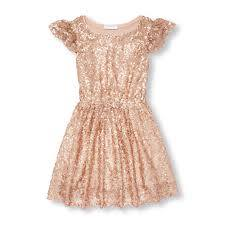 1d529b0ea59f The Children s Place Sequin Dress 7-8 Years Old