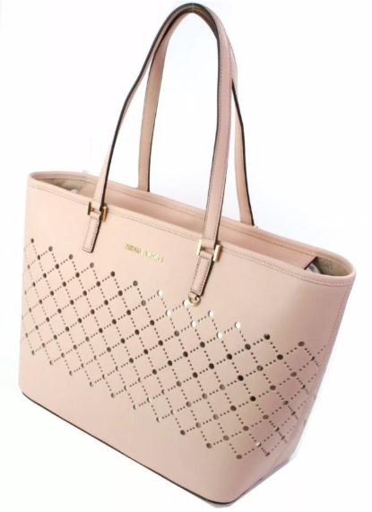 e91797cfe860 Michael Kors Large Carryall Tote – Blush Pink – The Vault