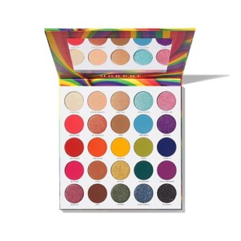 Morphe - Live With Love Eyeshadow Palette - 25L Volume 2